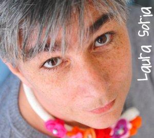 Laura Soria in un bel ritratto di ©Anna Perini del blog Le Sartine