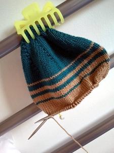 Cappellino in Pima Silk