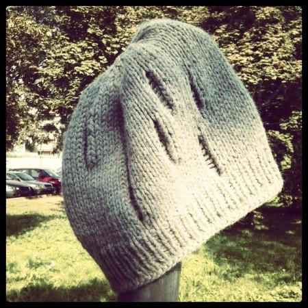 Scurlera, un cappello con sfilature