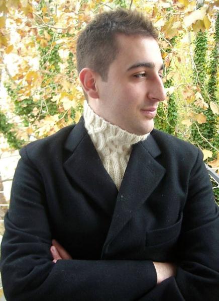 Il collo indossato da Mattia
