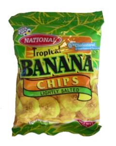 Chips di platano (banana)
