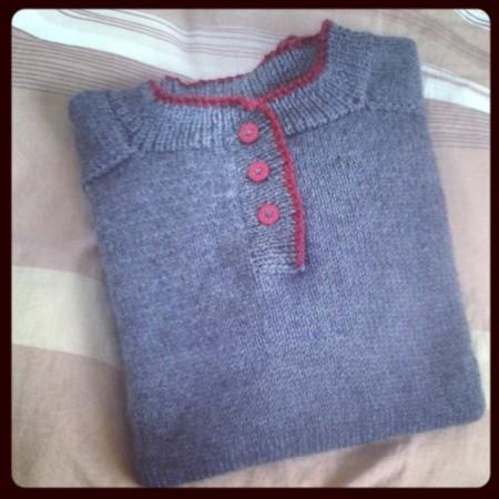 Il maglione incriminato