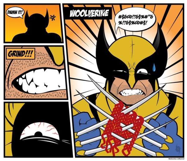 Wolverine è il migliore in quello che fa!