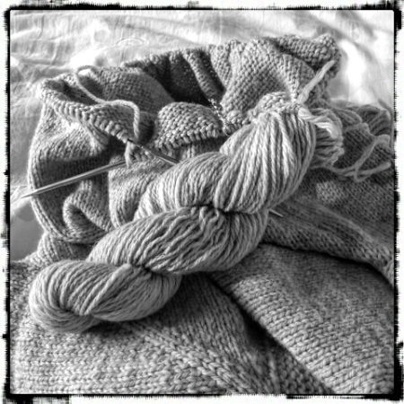 Ultimi giri di maglione