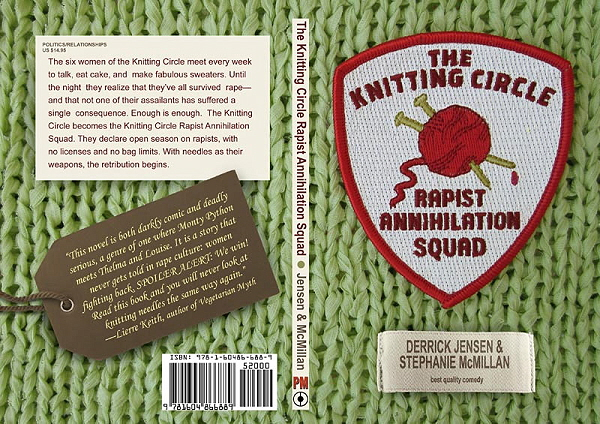 The Knitting Circle Rapist Annihilation Squad, disponibile su Amazon