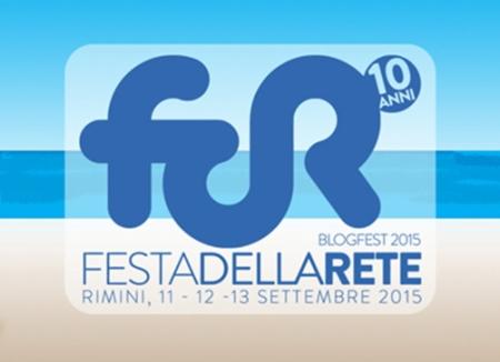 Il logo della Festa della Rete 2015