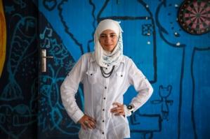 Basma, foto di Sumaya Agha per Mercy Corps