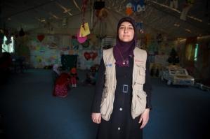 Reema, foto di Sumaya Agha per Mercy Corps