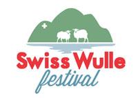 Il logo dello Swiss Wulle Festival di Zug