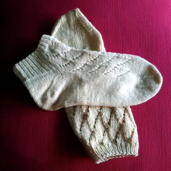 Squama: i calzini che ho insegnato a Genova