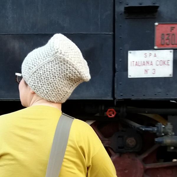 Bouillon, scaricate gratuitamente il modello del cappello eseguito con Paco di Borgo de' Pazzi
