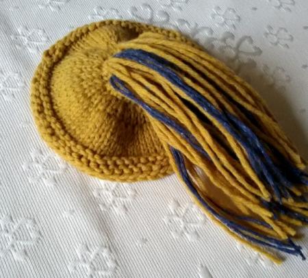 Il tappo per il buzo nel cappellino
