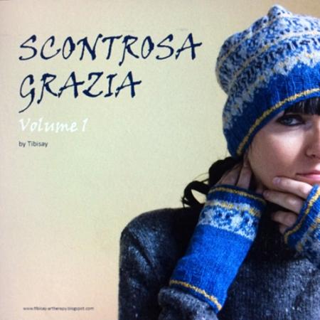 La copertina di Scontrosa Grazia il nuovo libro di Valentina Cosciani