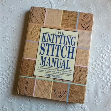 The Knitting Stitch Manual
