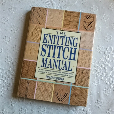 The Knitting Stitch Manual