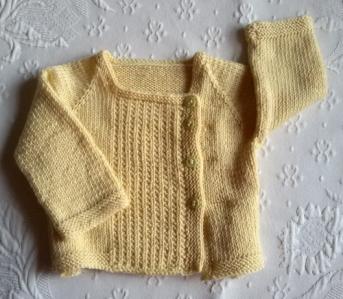 La giacchina Ain't gor that Swing è disponibile anche in kit presso Lanadimiele