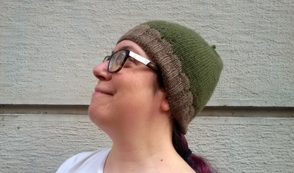 Il cappellino Ghianda, su Ravelry a 3 euro