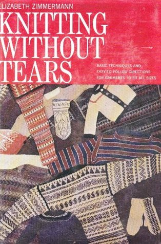 La prima edizione di Knitting Without Tears di EZ