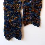 La sciarpa My Favorite Things lavorata con Clasica di Manos del Uruguay