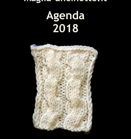La copertina dell'agenda di Maglia-uncinetto.it