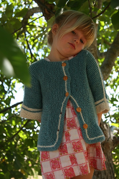 Kendra Jane ha sviluppato una Child Surprise Jacket per sua figlia di 5 anni