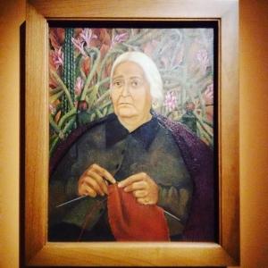 Ritratto di Doña Rosida Morillo (1944)