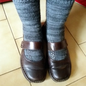 Le calze Nera signora sono perfette da indossare ogni giorno. Se fa freddo!