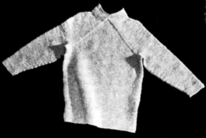 maglione, foto in bianco e nero