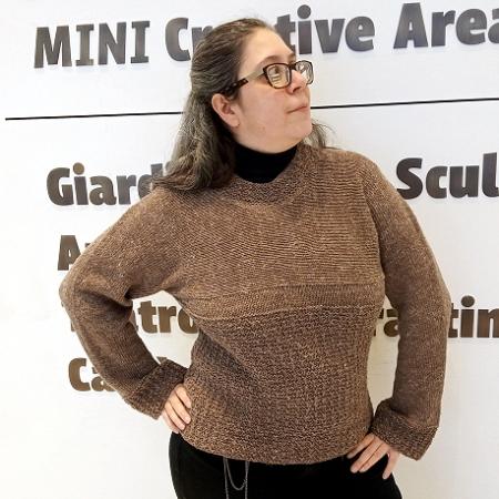 Un maglione Extravergine!