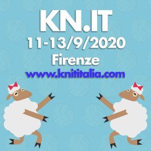 Dall'11 al 13 settembre a Firenze: KnitItalia!